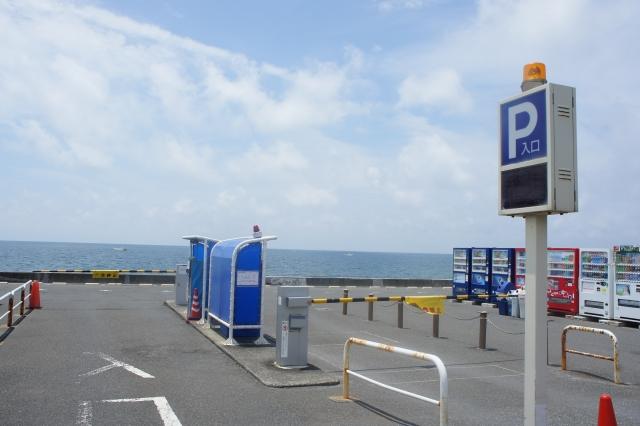 「七里ガ浜海岸駐車場」の画像検索結果